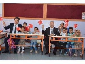 Başkan Kılıç, ders başı yapan öğrencileri ziyaret etti