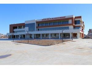 Diş sağlığı merkezi hastaneye dönüştürüldü