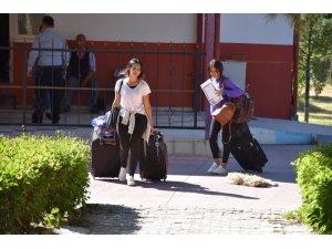 Isparta KYK yurtlarına rekor kayıt: Erkeklerde yüzde 88, kızlarda yüzde 100 doluluk