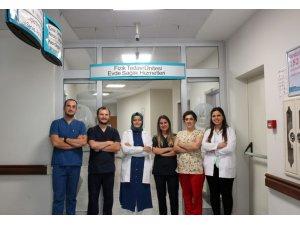 Fizik Tedavi ve Rehabilitasyon Ünitesi yaklaşık 50 hastaya hizmet veriyor
