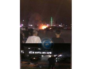 Kerkük'te dünkü patlamada 3 kişi yaralandı