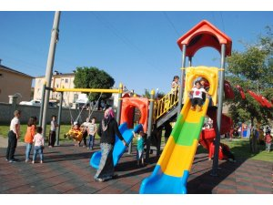 Bitlis Belediyesi tarafından 7. parkın açılışı yapıldı