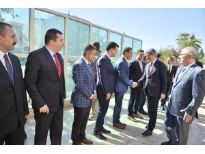 Bakan Yardımcısı İnce Mardin'de