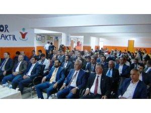 Erciş'te ilköğretim haftası etkinliği
