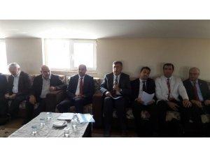 Din Görevlileri Toplantısı yapıldı