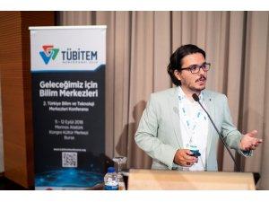 Kocaeli Bilim Merkezi TÜBİTEM'de anlatıldı