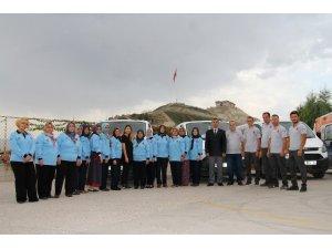 Beypazarı Belediyesi sosyal yardımlarla yüz güldürüyor