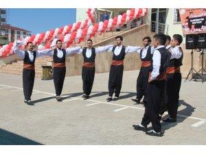 Elazığ'da ilköğretim haftası kutlandı