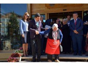 Kırşehir'in lezzet mimarları ödüllerini aldı