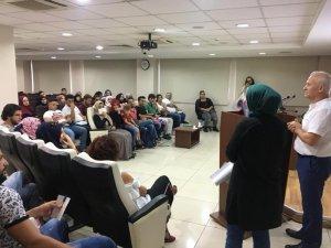 Mersin'de sokak ekonomisi, mikro girişimcilik ve stratejik ürün geliştirme eğitimleri verildi