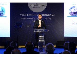 Hazine ve Maliye Bakanı Berat Albayrak, 2019-2021 yıllarını kapsayan OVP'yi açıkladı