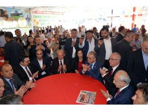 """CHP Genel Başkanı Kılıçdaroğlu: """"Tarımda sağlıklı, tutarlı bir planlama lazım"""""""
