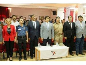 Harran'da yeni eğitim ve öğretim yılı törenle başladı