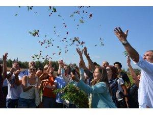 Gastronomi festivali biber hasadı ile başladı