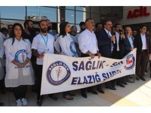 Diş Hastanesinin Şehir hastanesine bağlanmasına tepki