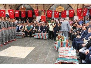 Şanlıurfa'da Ahilik Haftası kutlandı