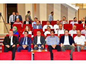 AK Parti yönetimi, MASKİ çalışmalarını inceledi