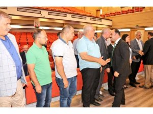 Belediye Başkanı Çiftçi STK'larla buluştu
