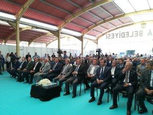 2. Batı Karadeniz Yapı Dekorasyon ve Mobilya Fuarı açıldı