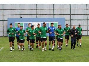 Çaykur Rizespor, Malatyaspor maçının hazırlıklarını tamamladı