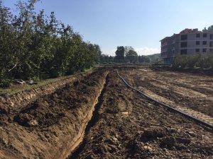 Otogar Beyköy arasına içme suyu hattı çekildi