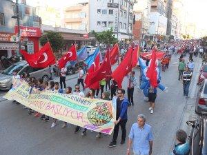 Bandırma'da festival coşkusu başladı