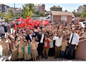 Başkan Altay Kadınhanı ve Ilgın'da vatandaşlarla buluştu