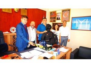 Alaşehir TSO öğrencilere destek