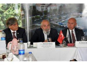 Prof. Dr. Mehmet Sakınç: 'Marmara'da deprem olacak büyüklüğü ise, yaklaşık olarak 7,2 ile 7,4 civarında'