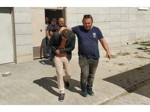 Samsun'da iki kardeş uyuşturucu ticaretinden gözaltına alındı