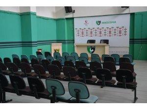 Denizlispor'da olağanüstü genel kurulu yapılamadı