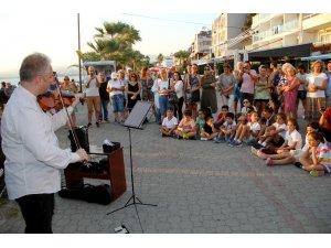 7. Fethiye Benyamin Sönmez Klasik Müzik Festivali başladı
