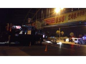 Başkent'te katliam gibi kaza: 3 ölü
