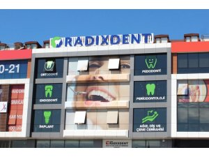 Radixdent ikinci şubesini Çekmeköy'de açtı
