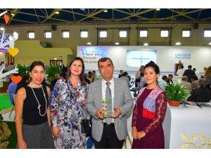 World Food Moscow Fuarı'nda AKİB'e ödül