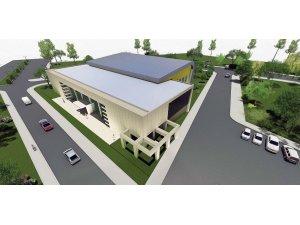 Gebze'ye yeni spor merkezi
