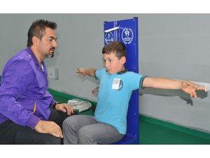Öğrenciler yetenek taramasından geçirildi, 8 testin 2'sinde Trabzon'daki öğrenciler Türkiye birincisi oldu