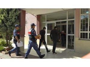 Konya'da silah operasyonu