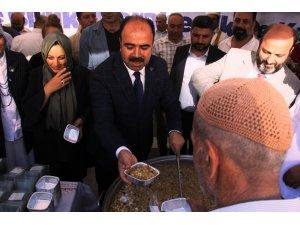 Şanlıurfa'da 20 bin vatandaşa aşure ikramı