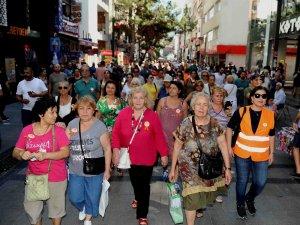 Karşıyaka'dan Alzheimer Farkındalık Ayı etkinlikleri