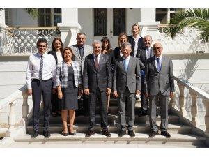 Ege Üniversitesi ile Atatürk Organize Sanayi Bölgesi'nden örnek işbirliği
