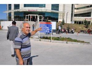 Simav Doç. Dr. İsmail Karakuyu Devlet Hastanesi doktor bekliyor