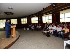 PAÜ'de Sanayi Doktora Programı Toplantısı yapıldı