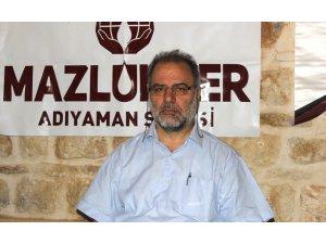 """Başkan Beyhan: """"Mazlum-Der fabrika ayarlarına döndü"""""""