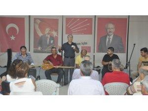 CHP Çukurova THM Korosunda yeni dönem başladı