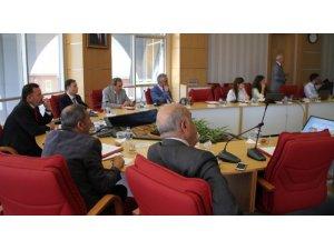 DPÜ'de Kalite Kurulu Toplantısı