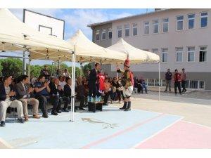 Balya'da İlköğretim Haftası kutlandı