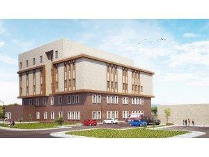 Yeni 19 Mayıs Devlet Hastanesinin yer teslimi yapıldı