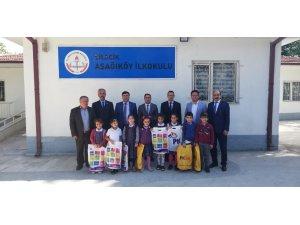 PTT Başmüdürlüğü'nden eğitime destek