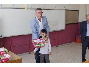 Vezirhan Belediyesi'nden eğitime destek